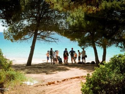 Banana Beach / Skiathos