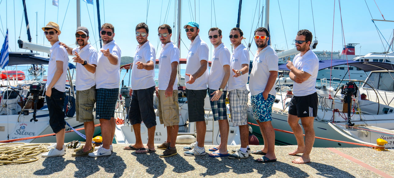 FunSailing-team-building