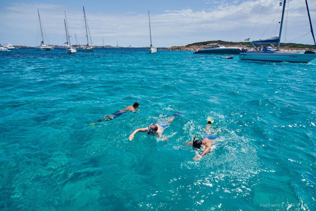 Cala Longa, Corsica